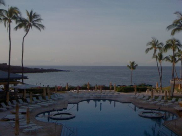 Good morning, Lanai!!!